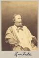 Giuseppe Garibaldi, by John Jabez Edwin Mayall - NPG x16482