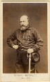 Giuseppe Garibaldi, by Z. Bioni - NPG x5106