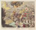 'End of the Irish farce of Catholic Emancipation', by James Gillray, published by  Hannah Humphrey - NPG D13110