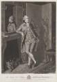 John Stuart, 1st Marquess of Bute, by John Raphael Smith, after  Jean Etienne Liotard - NPG D13244