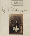 Miss E. Fonblanque, by Camille Silvy - NPG Ax65095