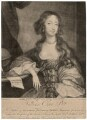 Villiers Clara Hannam (née Pitt), by James Macardell, after  Vectri - NPG D13255