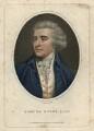 Edmund Burke, by John Chapman, published by  John Wilkes - NPG D13258
