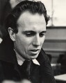 Christopher Logue, by Roger Mayne - NPG x4061