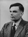 Alan Turing, by Elliott & Fry - NPG x82217