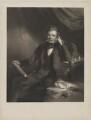Sir William Webb Follett, by George Raphael Ward, published by  Thomas McLean, after  Frederick Richard Say - NPG D13266