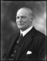 Sir Percy Wilson Newson, 1st Bt, by Bassano Ltd - NPG x121434