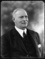 Sir Percy Wilson Newson, 1st Bt, by Bassano Ltd - NPG x121436