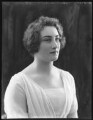 Lady Mary Angela Scott (née Wellesley), by Bassano Ltd - NPG x121530