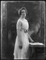 Lady Mary Angela Scott (née Wellesley), by Bassano Ltd - NPG x121534