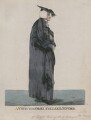 John Eveleigh ('A view from Oriel College, Oxford'), by and published by Robert Dighton - NPG D13280