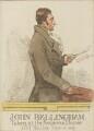 John Bellingham ('John Bellingham, taken at the Sessions House Old Bailey, May 15 1812'), by Denis Dighton - NPG D13317