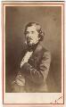 Eugène Delacroix, by Nadar (Gaspard Félix Tournachon) - NPG Ax17178