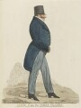 Sir Robert Bolton ('A view from the Horse Guards'), by and published by Richard Dighton, reissued by  Thomas McLean - NPG D13359