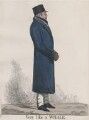Mr Hilbers ('Very like a whale'), by and published by Richard Dighton - NPG D13368