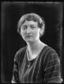 Victoria Wyndham Dorothy Frift (née Vernon), by Bassano Ltd - NPG x121538