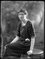 Victoria Wyndham Dorothy Frift (née Vernon), by Bassano Ltd - NPG x121540
