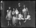 The Instone family, by Bassano Ltd - NPG x121576