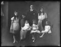 The Instone family, by Bassano Ltd - NPG x121577