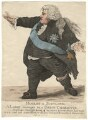 Stephen Kemble ('Hamlet in Scotland'), by and published by Robert Dighton - NPG D13401