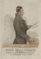John Bellingham ('John Bellingham, taken at the Sessions House Old Bailey, May 15 1812'), by Denis Dighton - NPG D13488