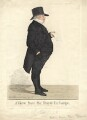Nathan Meyer Rothschild ('A view from the Royal Exchange'), by and published by Richard Dighton - NPG D13492