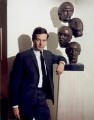 Brian Epstein, by Rex Coleman, for  Baron Studios - NPG x125642