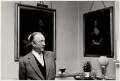 Sir Sacheverell Sitwell, 6th Bt, by Derek Parker - NPG x125614