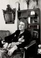 Edith Sitwell, by Derek Parker - NPG x125616