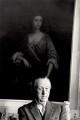 Sir Sacheverell Sitwell, 6th Bt, by Derek Parker - NPG x125618