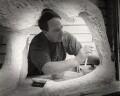 Henry Moore, by Lola Walker (Lola Marsden) - NPG x125631