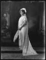 Adelaide (née Telfer-Smollett), Lady Ferguson, by Bassano Ltd - NPG x121683