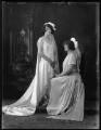 Adelaide (née Telfer-Smollett), Lady Ferguson, by Bassano Ltd - NPG x121684