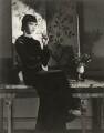 Anna May Wong, by Francis Goodman - NPG x68812