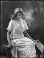 Hon. Barbara Mary Frankland, by Bassano Ltd - NPG x121764