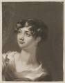 Sophia Hague, by William Say, after  Unknown artist - NPG D11318