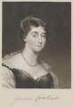Caroline Amelia Elizabeth of Brunswick, by and published by William Say, after  Arthur William Devis - NPG D11321