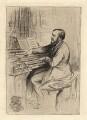 Sir Herbert Stanley Oakeley, by William Brassey Hole - NPG D13662