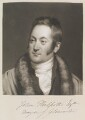 John Philpotts, by William Say, after  Henry William Pickersgill - NPG D11327