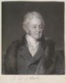 John Parker, 1st Earl of Morley, by William Say, after  Frederick Richard Say - NPG D11335