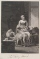 'The dairy maid', by William Say - NPG D11376