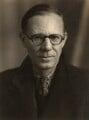 Sir Ellis Kirkham Waterhouse, by Annan - NPG x24429