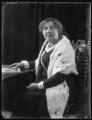 Lady Muriel Maud Stuart Kirkpatrick (née Bethune), by Bassano Ltd - NPG x121885