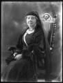 Lady Muriel Maud Stuart Kirkpatrick (née Bethune), by Bassano Ltd - NPG x121887