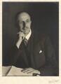 Sir Charles John Holmes, by Elliott & Fry - NPG x18541
