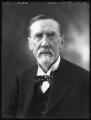 Sir George Eulas Foster, by Bassano Ltd - NPG x121928