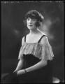Mary Frances Katherine Dent, 19th Baroness Furnivall, by Bassano Ltd - NPG x121939
