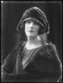 Mary Frances Katherine Dent, 19th Baroness Furnivall, by Bassano Ltd - NPG x121942