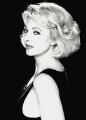 Mandy Rice-Davies, by Bryan Wharton - NPG x125693