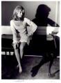 Julie Christie, by Michael Ward - NPG x125694